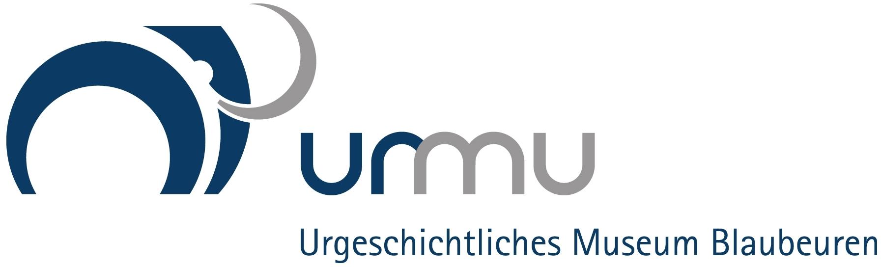 Logo Urgeschichtliches Museum Blaubeuren
