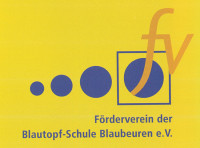 Logo Förderverein Blautopf-Schule Blaubeuren